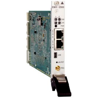 EMX-2500 - Contrôleur PXI Express avec Interface Gigabit Ethernet LXI por la série EMX
