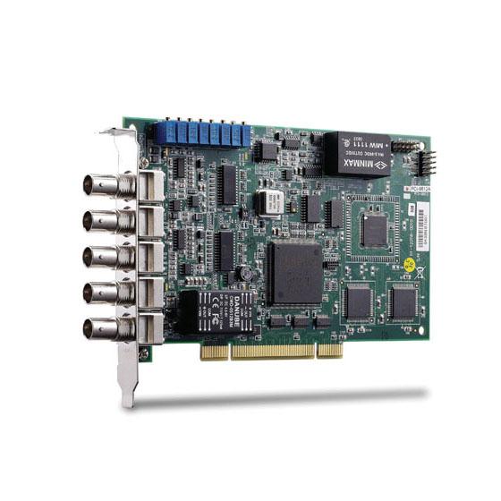 PCI-9812/9810 - 4-CH 10/12-Bit 20 MS/s Simultaneous-Sampling Analog