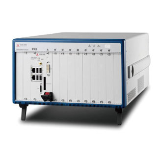 PXES-2590 - Châssis PXI Express 9 slots Full Hybride, bande passante système 7Go