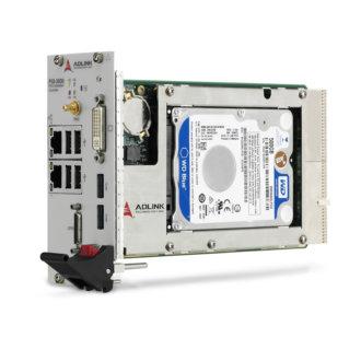 PXI-3930 - Contrôleur PXI 3U d'entrée de gamme avec processeur Intel® Celeron® 2000E 2.2GHz