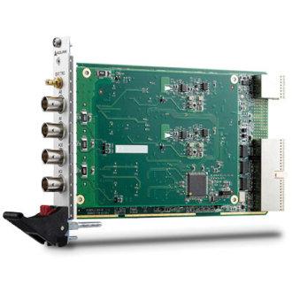 PXI-9527 - Analyseur de signaux dynamiques 2 voies et générateur 2 voies au format PXI