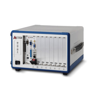 PXIS-2508 - 8-Slot 3U PXI Chassis with AC