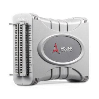 USB-1210 - Module USB DAQ 4 voies simultanées 2 Me/s 16 bits