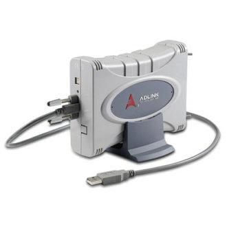 USB-2401 - Module USB DAQ universel, 4 entréessimultanées 2 Ke/s, 24 bits