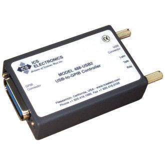 488-USB2 - Boîtier USB, Contrôleur GPIB IEEE-488