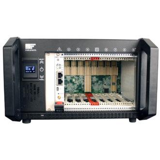 CMX09 - Châssis PXI Express robuste 9 slots, haute performance, bande passante 8 Go/s