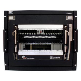 CMX34 - Système intégré PXI Express etLXI avec interface de connexion
