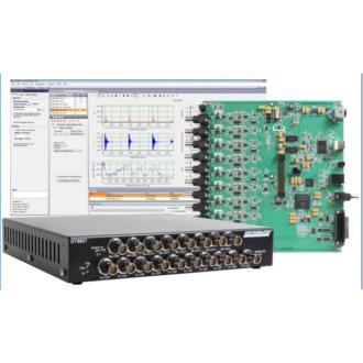 DT9857E - Boîtier USB, 16 voies de mesure son et vibration