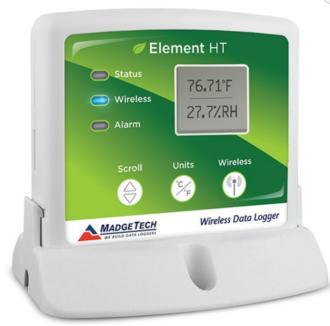 ELEMENT HT - Enregistreur Sans Fil Humidité et température