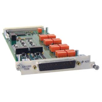 EX1200-1538 - Carte EX1200, Multifonction 8 voies Compteur, 2 voies DAC et 16 voies DIO