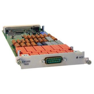 EX1200-7600 - Carte EX1200, Résistance Programmable de 0.5Ω à 1.5 MΩ