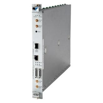 EX2500A - Slot-0 VXIbus avec interface LXI Gigabit