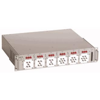 EX72SF - Système de commutation hyperfréquence modulaire, DC-40 GHz