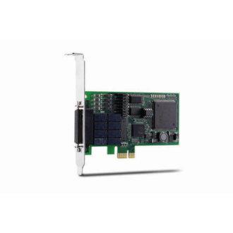 LPCIe-7250 - Carte PCIe low profil 8 sorties de relais et 8 DI isolées