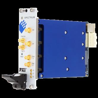M4x.222x - Carte PXI Express, Numériseur haute vitesse 8 bits, 1 ou 2 voies 2.5 Ge/s