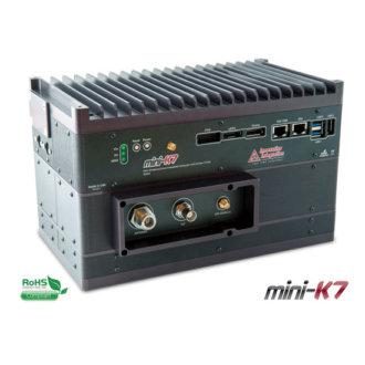Mini-K7 - PC Intégré, Windows ou Linux, avec FPGA Kintex 7 et site FMC