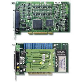 Serie PCI-6208 / 6216 - Carte PCI de sortie analogique 8 voies ou 16 voies16 bits ( tension ou courant)