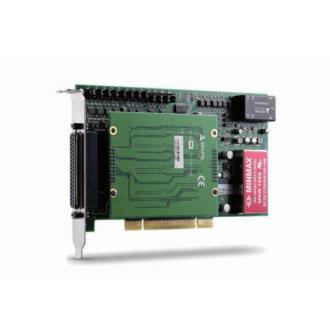 PCI-6308V/PCI-6308A - Carte PCI de sortie analogique isolée - 8 voies 12 bits ( tension ou courant)