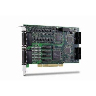 PCI-7442/7443/7444 - Cartes PCI DIO/DI/DO isolées haute densité jusqu'à 128 voies