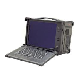 PMX09 - Châssis PXI Express 9 slots portable avec écran et clavier