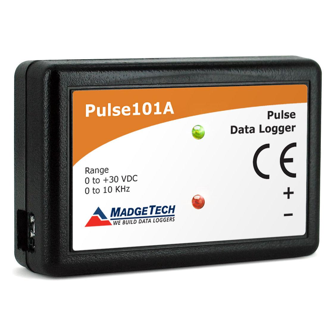 Data Logger Vdc : Pulse a data logger acquisys