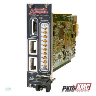 PXIe-XMC - Carte PXI Express (PCIe 8x Gen3) avec site XMC