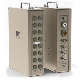 RX0124 - Instrument de mesure 24 voies Jauge de Contraintehaute performance