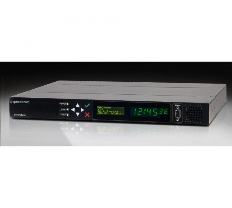 SecureSync - Serveur de temps modulaire NTP/PTP