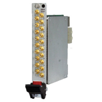 SMX-6115 - Carte PXI Express, Multiplexeur RF 2x (1x8)
