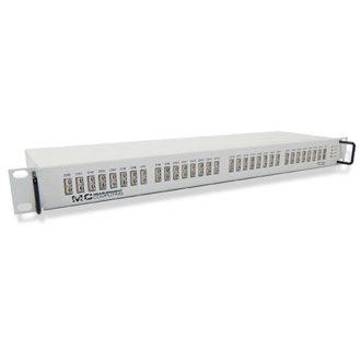 TC-32 - Boîtier USB ou Ethernet, 32 voies Thermocouple, 24 bitsavec 8 DI et 32 DO/Alarmes