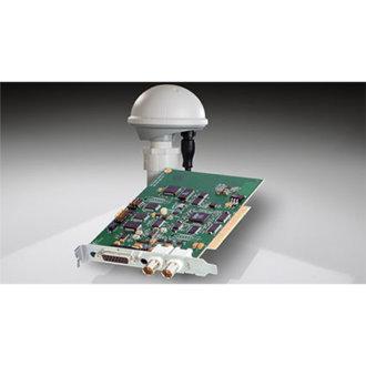 TSAT-PCI-66U - Carte PCI, entrée/sortie temps codé et GPS