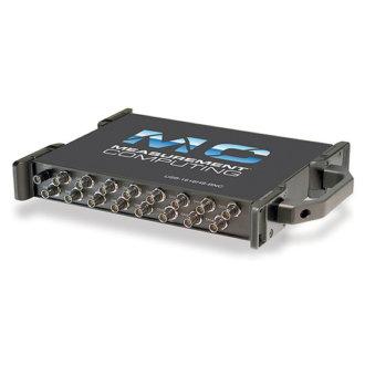 USB-1616HS-BNC - Boîtier DAQ USB16 bits, 1 Me/savec 16 entrées analogiques DIFF et connecteurs BNC