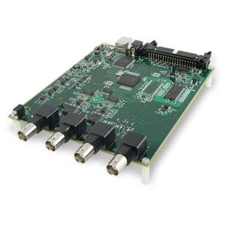 USB-2020 - Carte DAQ-USB ultra-rapide avec 2 A/D simultanés, 12 bits, 20Me/s, trigger et horloge externe, 8 DIO