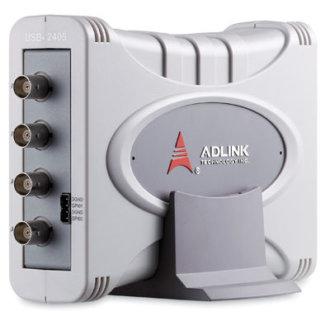 USB-2405 - Module USB 4 voies24 bits 128 Ke/s simultanées (version OEM disponible)