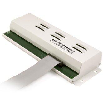 USB-PDISO8/40 - Boîtier USB avec 8 relais de forme C et 8 entrées isolées haute tension avec connecteur 40 broches