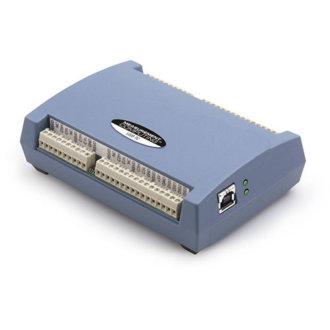 Série USB-TEMP et USB-TC - Boîtier USB24 bits pour de la mesurede température