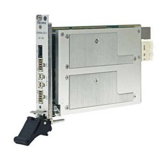 52400e - Carte PXI Express, Source Mesure (SMU) haute précision