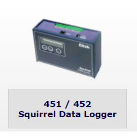 Squirrel: 450/850 - Enregisteur Autonome 4/8 voies universelles