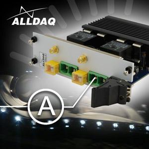 ADQ-412 - Carte cPCI/PXI pour mesure de courant dynamique et précis jusqu'à 50 A