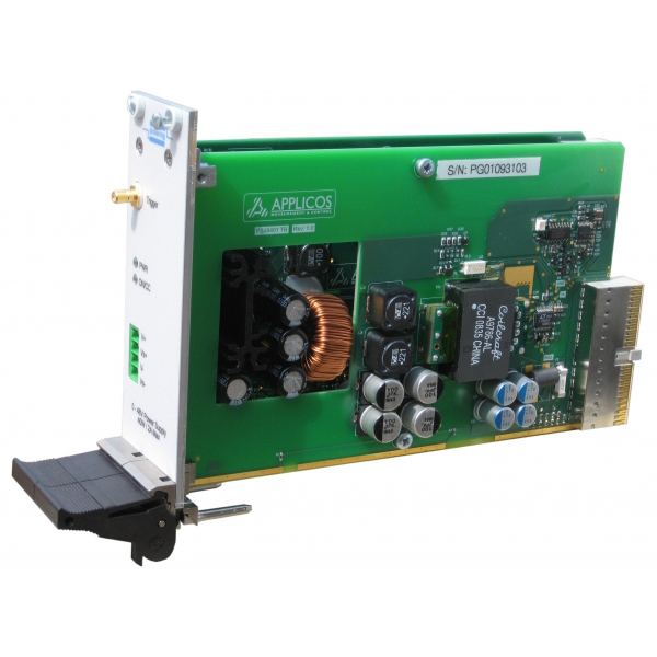 Ps48401 Pxi Programmable Power Supply 0 48v 2 A Acquisys