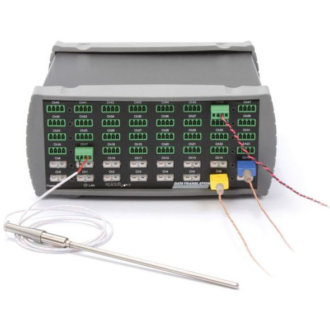 DT8874 MEASURpoint - Instrument de mesure LANpour température (thermocouples, RTD) et tension