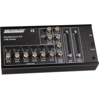 DT9836 - Boîtier d'acquisition de données USB, simultané, isolé et haute performance