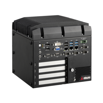 MVP-6010/6020 - Value Family 6th Generation Intel® Core™ i7/i5/i3 Processor-Based Expandable Fanless Embedded Computer