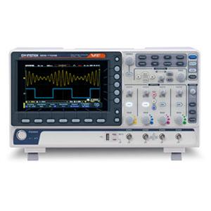 GDS-1000B - Oscilloscope numérique 50/70/100 MHz, 2 ou 4 voies, faible coût