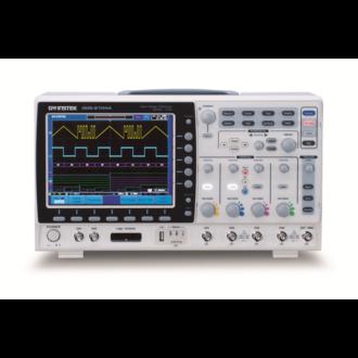 GDS-2000A - Oscilloscope numérique 70/100/200/300 MHz, 2 ou 4 voies