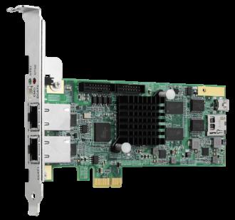 PCIe-8338 - Carte PCIe, contrôleur maître EtherCAT
